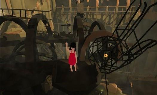 VRゲームmareチャプター6機械2