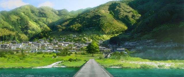 日本の風景が泣けるぐらいキレイ