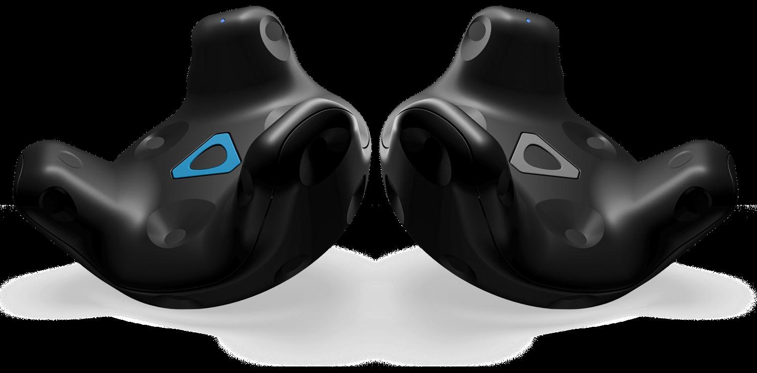 VR内に自分の動きを反映させたいなら【HTC VIVE】3