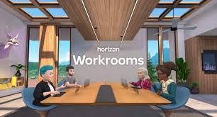 【Horizon Workrooms】