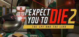 続編【I Expect You To Die2】完全攻略!《VR脱出ゲームをネタバレ考察》