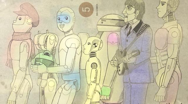 業田良家の近未来SFマンガ【機械仕掛けの愛】が泣ける!ネタバレレビュー!