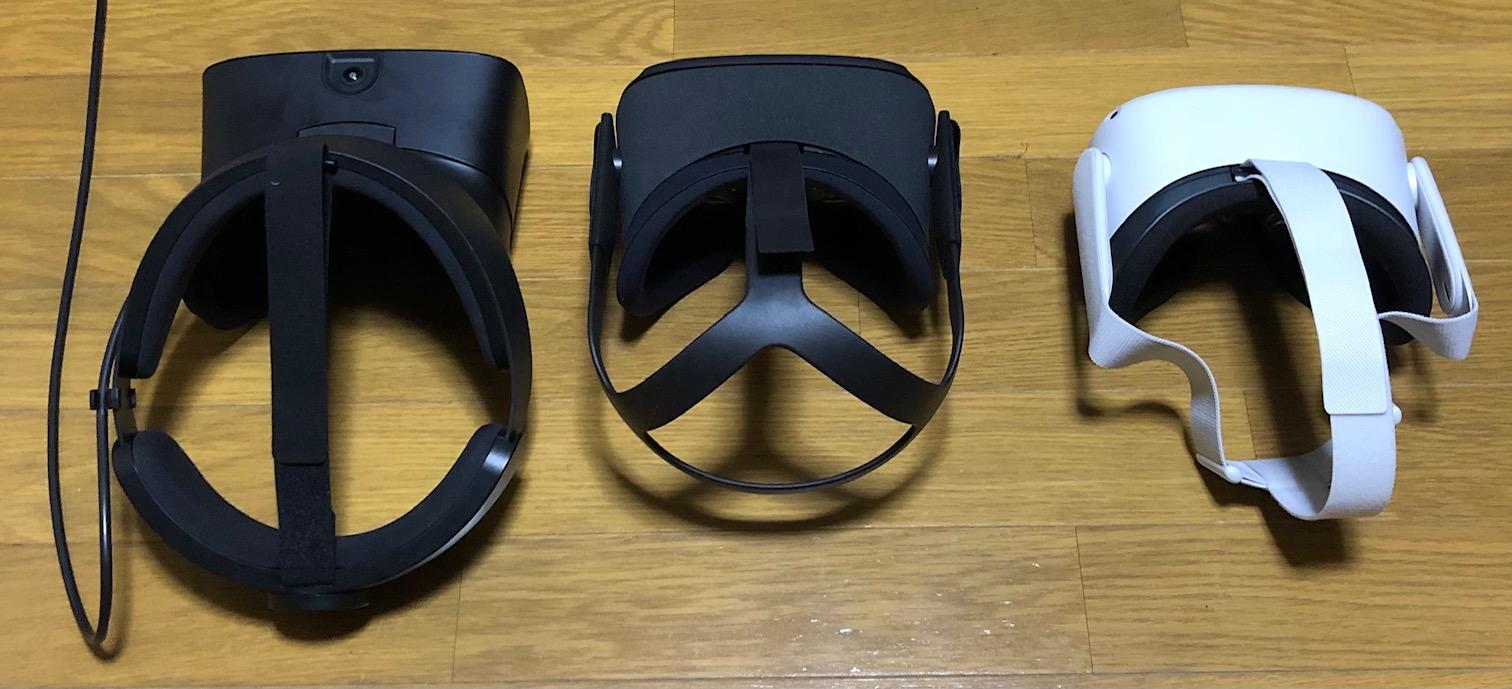VRゴーグル(ヘッド・マウント・ディスプレイ)