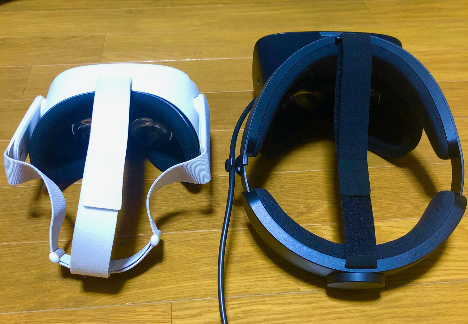 【Oculus Rift S】からの【Oculus Quest2】 買いかえなくていい理由3つ2