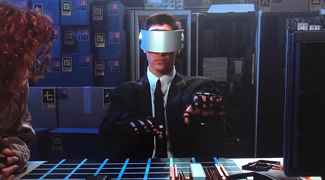 VR映画として【JM】を見る