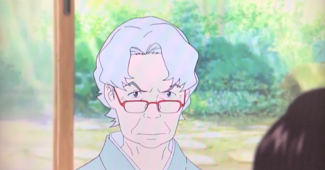 【サマーウォーズ】の登場キャラ、栄おばあちゃん、夏希、侘助について1