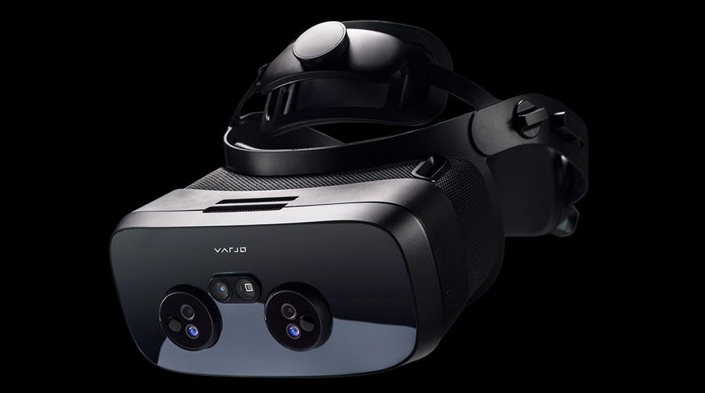『Varjo VR-3』と『Varjo XR-3』発表