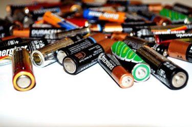 オススメVRコントローラー充電池