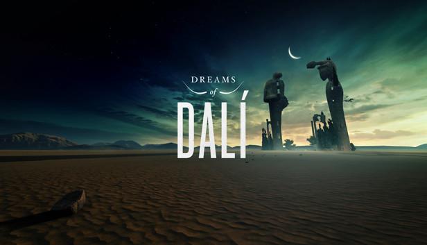 おすすめ無料VR映像アプリ【Dreams of Dali】
