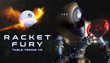 VR卓球ゲーム【Racket Fury:Table Tennis VR】設定から攻略の仕方までお伝えします!