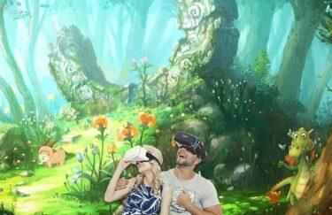 【バーチャルで遊ぼう】決定版!VR・ARを楽しもう!《ゲーム・アニメ・映像・音楽・アプリ》