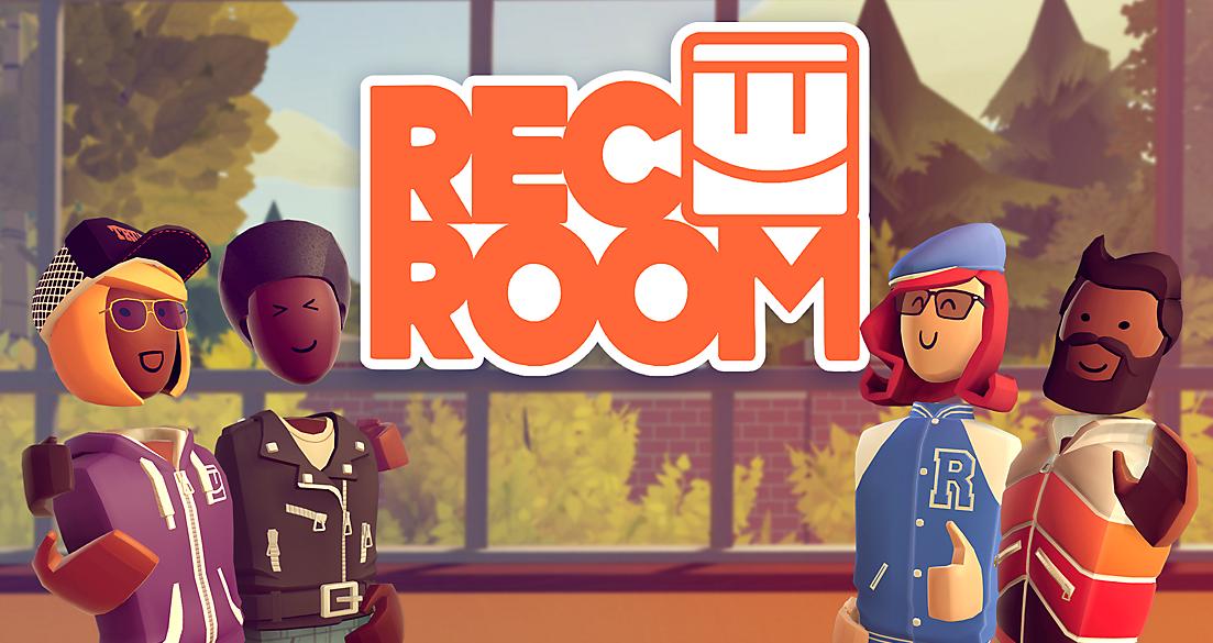 ソーシャルVRアプリ【Rec Room】