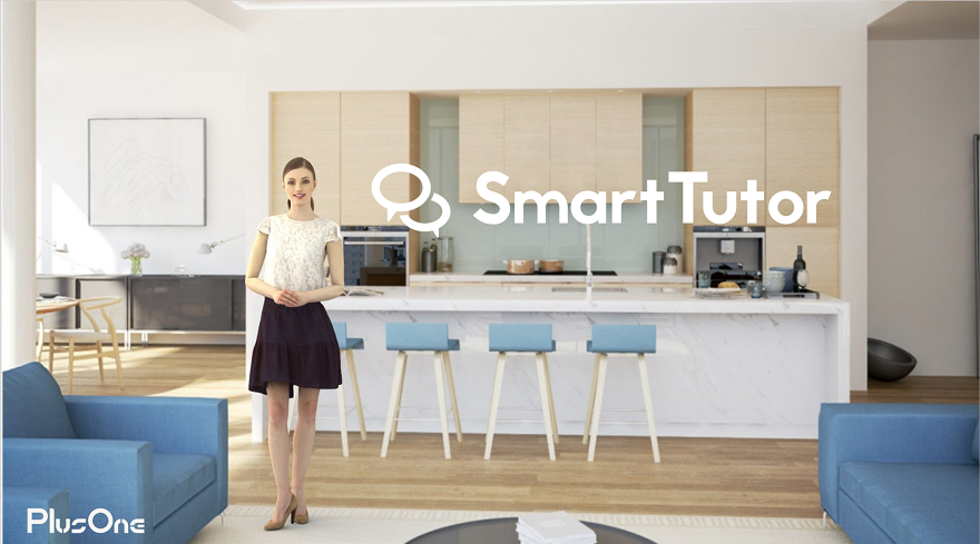 VR英会話トレーニング【Smart Tutor(スマートチューター)】