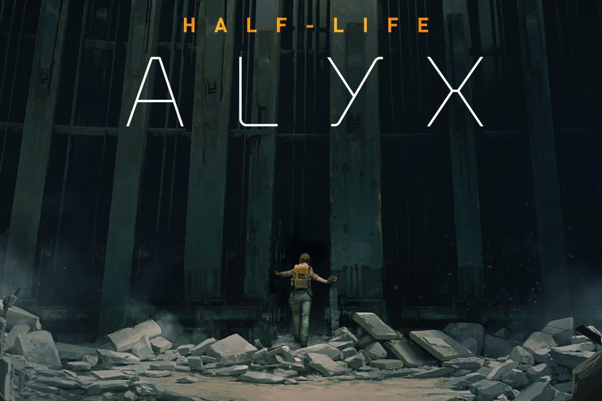 第1位【Half-Life Alyx】