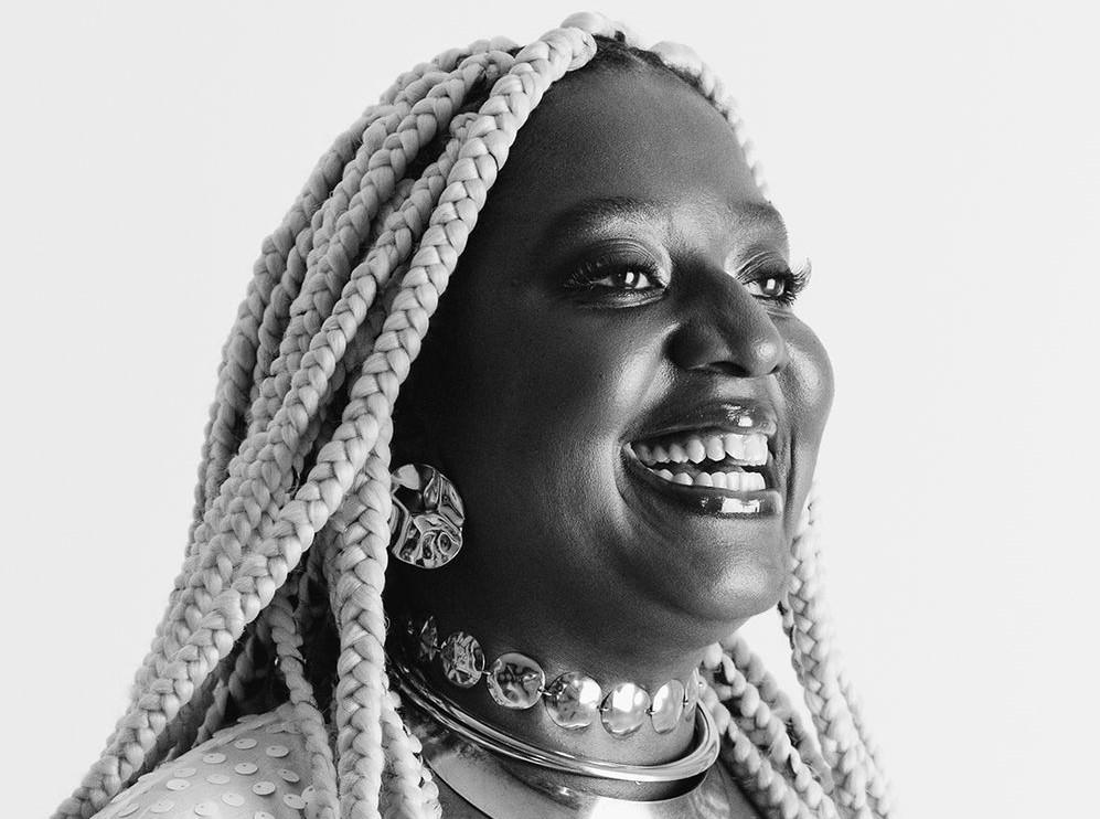 【Clubhouse】新アイコンの黒人女性はブラジルの活動家Dandara Paguさん!《9代目アイコン》