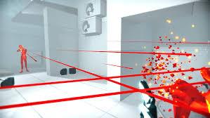 【SUPERHOT VR】の遊び方、投げ方、ステージ数