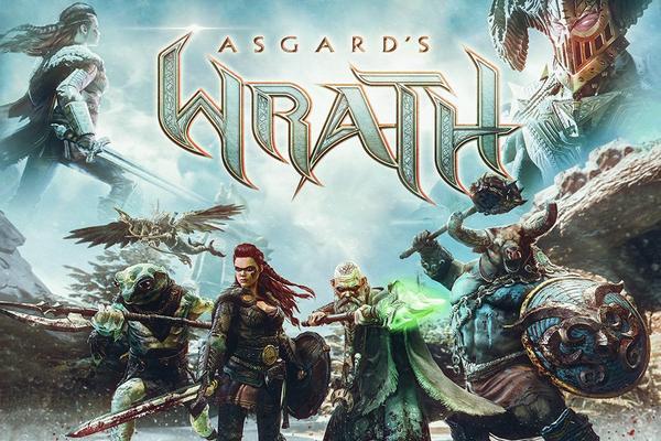 【Asgard's Wrath】北欧神話の世界で戦えるRPG!感想レビュー!