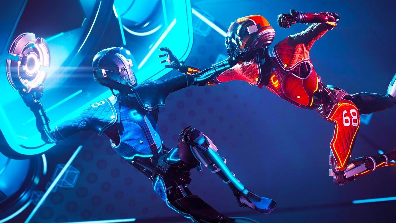 VRスポーツゲーム【Echo VR】は酔う?
