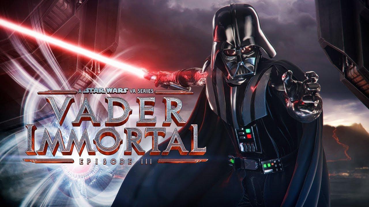 スターウォーズのVRゲーム完結編!【Vader Immortal A Star Wars VR Series – Episode Ⅲ』感想・レビュー!