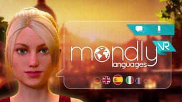 VRで英会話!【Mondly VR】をプレイしてみたのでレビュー!