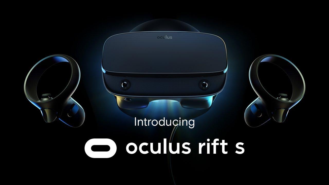 【Oculus Rift S】