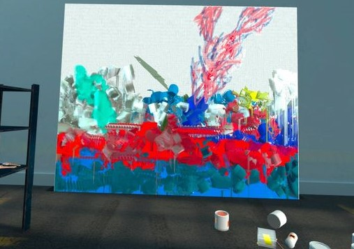 【Painting VR】使ってみた感想3