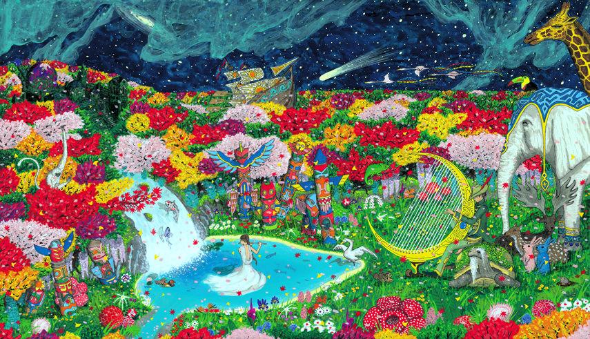 【絵描きをやる意味】考えて、美しいものをものをみつける《絵描きの自己紹介ページ》