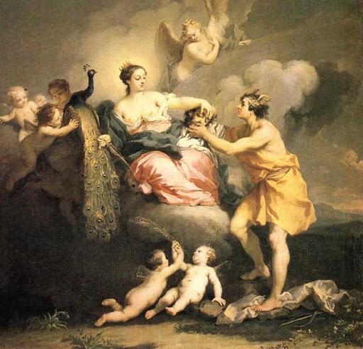 【HERA】は、ギリシャ神話にインスパイアされている内容?