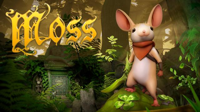 VRゲームの傑作【Moss】ゲーム攻略法!感想レビューも!《ネタバレあり》