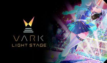 【VARK LIGHT STAGE】アカウント作成から始め方まで!バーチャルなステージでライブしてみよう!