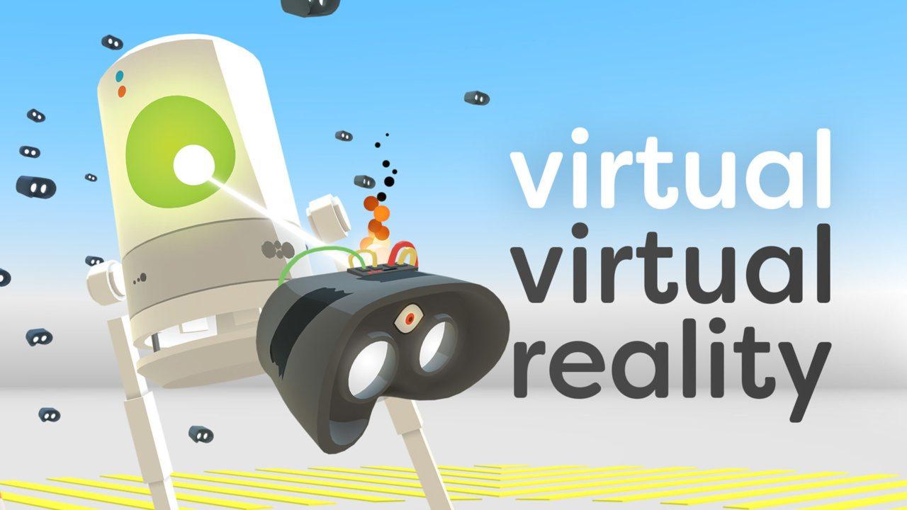 VRゲーム【Virtual Virtual Reality】はOculusQuest(2)やPSVRでプレイできる!