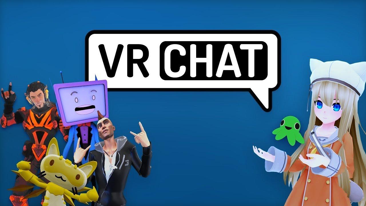 ソーシャルVRアプリ【VRChat】