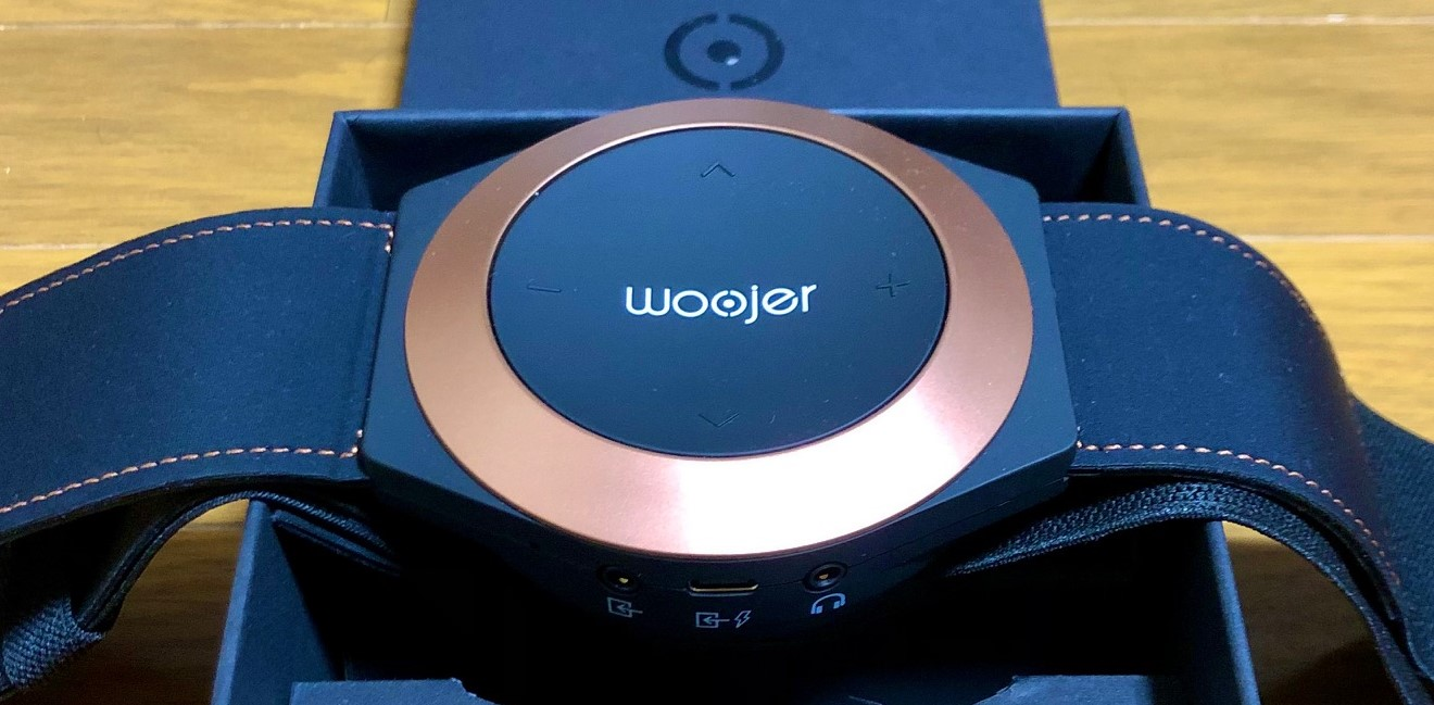 【Woojer Edge】とは 振動で音を体験するデバイス